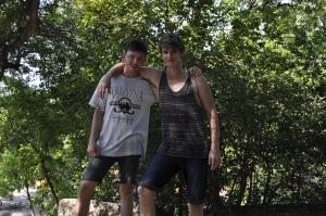 Ty and Dan